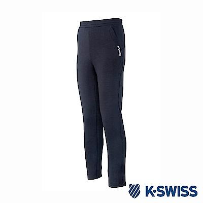 K-Swiss Traning Pants運動長褲-女-黑