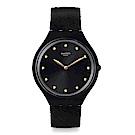 Swatch Deep Wonder系列SKINORA 超薄世代手錶
