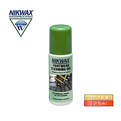 NIKWAX 擦式登山鞋清洗劑 821 125ml