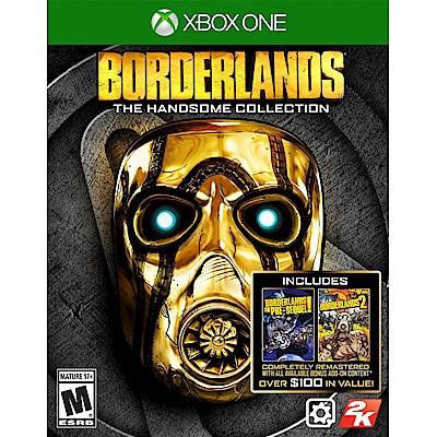 邊緣禁地:帥氣合輯 Borderlands -XBOX ONE 英文美版