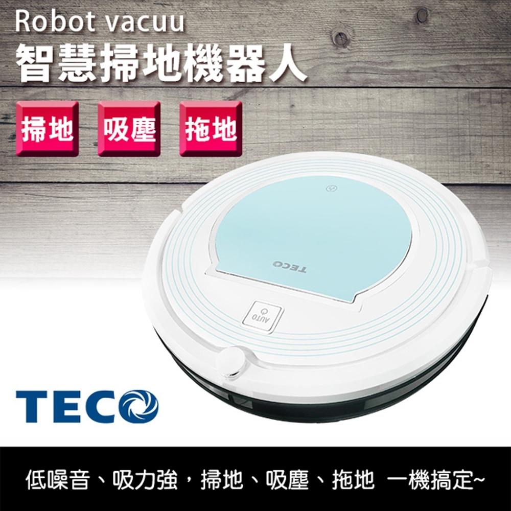 TECO東元智慧掃地機器人 XYFXJ801