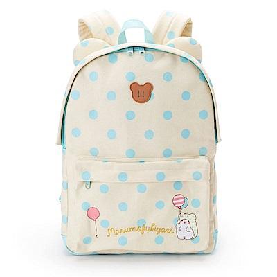 Sanrio 毛毯熊莫普繽紛氣球系列兒童用帆布後背包