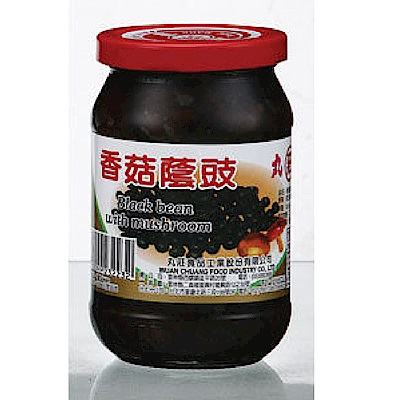 丸莊 香菇蔭鼓 (大) (共6罐)