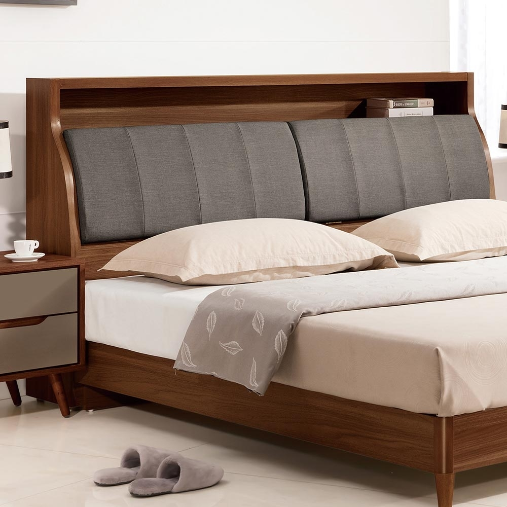 H&D 米蘭5尺床頭箱