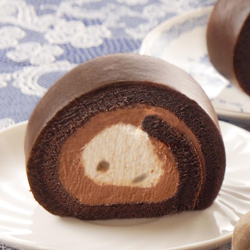 (滿7件)亞尼克生乳捲 巧克力香蕉