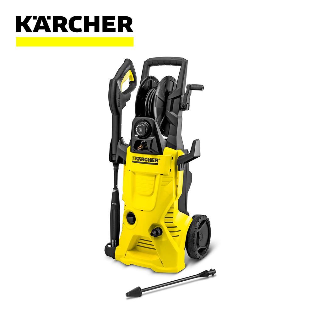 Karcher 德國凱馳 頂級款高壓清洗機 K4P PREMIUM mx 台灣公司貨