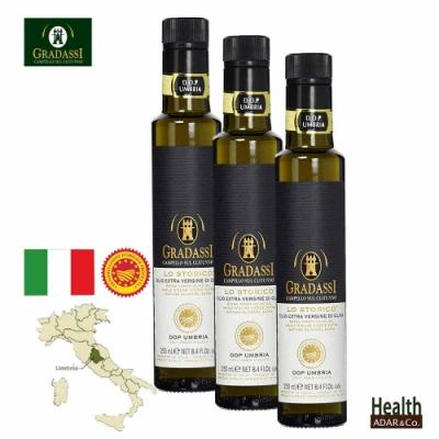 閤大喜 DOP LO STORICO特級冷壓初榨橄欖油250ml 三入組