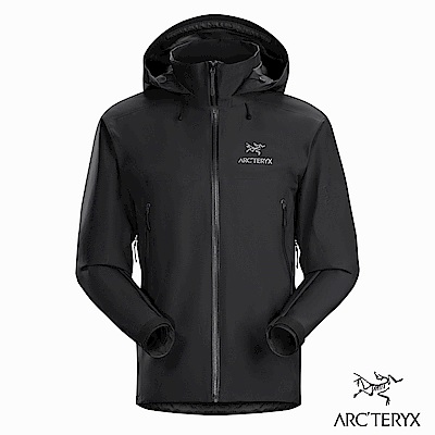 Arcteryx 男 Beta AR防水外套 黑
