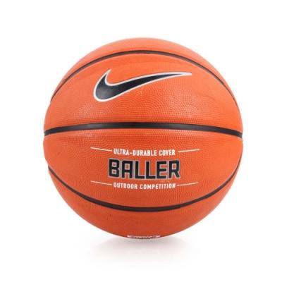 NIKE BALLER 7號籃球-籃球 NKI3285507 橘黑