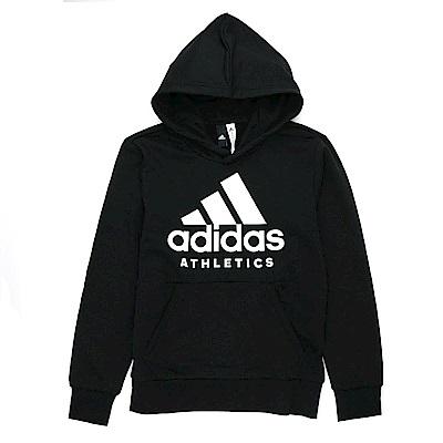ADIDAS 男 Sport ID連帽上衣 黑 BR4747
