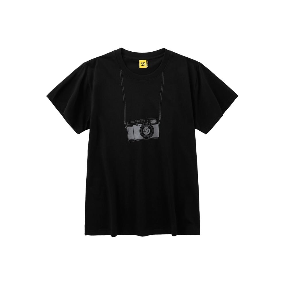 CACO-MIT 頸掛相機短T(兩色)-男【SCA031】