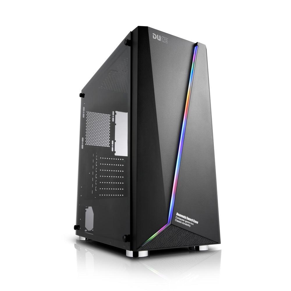 技嘉H310平台[潛伏勇士]i7八核GTX1660獨顯電腦