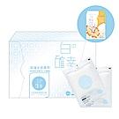 白的確幸無菌衛生棉 21.5cm日用量少24片1盒贈花語25.5cm日用一般8片1盒
