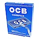 OCB 法國進口 BLUE COMBIPACK捲煙紙+5.7mm濾嘴組合2盒 product thumbnail 1