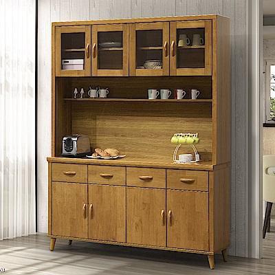 MUNA德特威5.3尺餐櫃(全組)  156.7X40X201.5cm