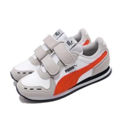 PUMA Cabana Racer中大童休閒鞋-36073276