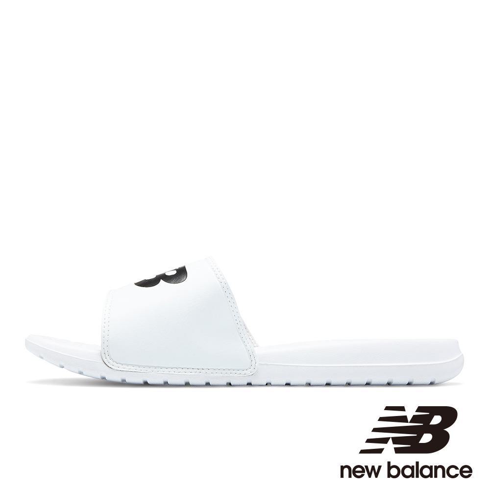 New Balance 涼拖鞋 SD230WT 中性 白