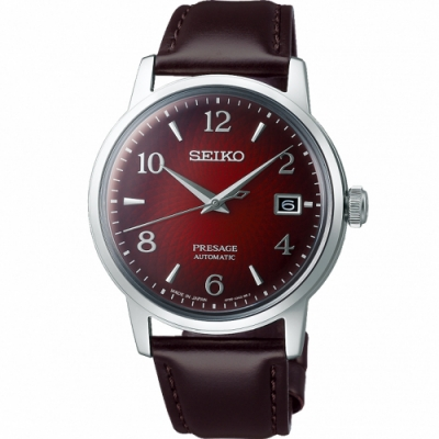 SEIKO 精工 Presage Cocktail 調酒師系列機械錶#4R35-04A0R#SRPE41J1