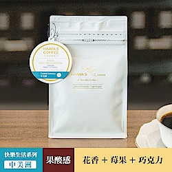 【哈亞極品咖啡】快樂生活系列 巴拿馬 艾斯密爾達農園 藍寶石 日曬咖啡豆(600g)
