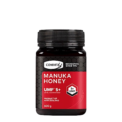 【Comvita 康維他】UMF5+麥蘆卡蜂蜜500g