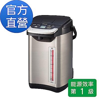 (日本製)TIGER虎牌VE節能省電4.0L真空熱水瓶(PIE-A40R-KX)_e