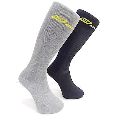 三合豐 acolor 竹炭氣墊全起毛超保暖長統雪襪-4雙