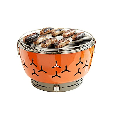 【GO BBQ】便攜式無煙烤肉爐