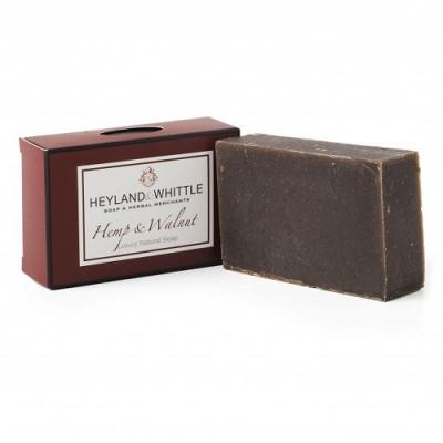 H&W 英倫薇朵 麻香核桃香氛皂 95g