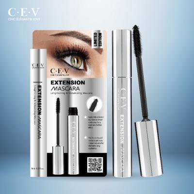 【C.E.V彩妝系列】CEV 捲翹濃長睫毛膏 8mL