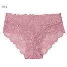 aimerfeel 全蕾絲性感內褲-珊瑚粉紅色-603720-PI12