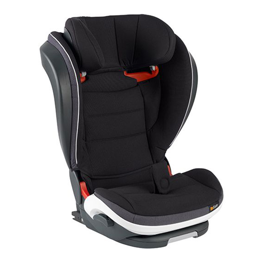 【BeSafe】iZi Flex FIX 成長型兒童汽車安全座椅(極光黑)