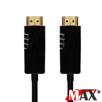 MAX+ HDMI2.0光纖纜線 100米