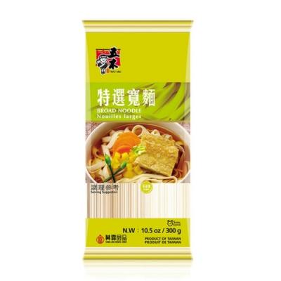 五木  特選寬麵 (300g)