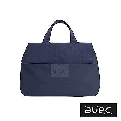 香港設計 AVEC Tone Work 手提包(藍)