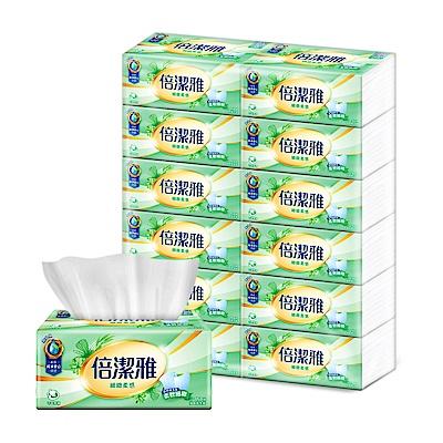倍潔雅 細緻柔感抽取式衛生紙150抽x12包-串