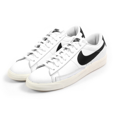 NIKE BLAZER LOW LEATHER-男女 CI6377-101