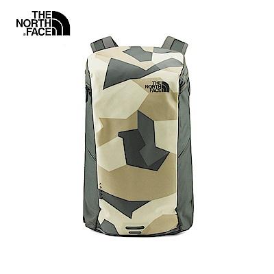 The North Face北面男女款迷彩舒適防護休閒後背包|2ZEKBP5