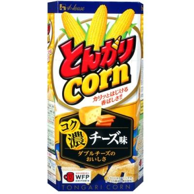 House 牛角玉米餅-起士風味(70g)