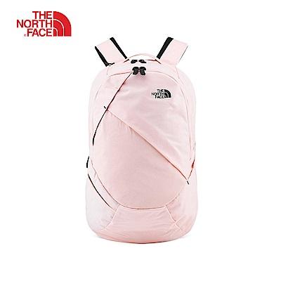 The North Face北面女款粉色舒適防護休閒後背包 2RD8BX3