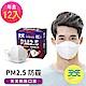 【天天PM2.5專業防霾口罩_紫色警戒】全台第一家 A級防護 12入/盒 product thumbnail 1