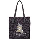 COACH x Disney Thumper 桑普小兔子聯名款托特包
