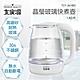 【大家源】1.8L晶瑩玻璃快煮壺 TCY-261802 product thumbnail 1