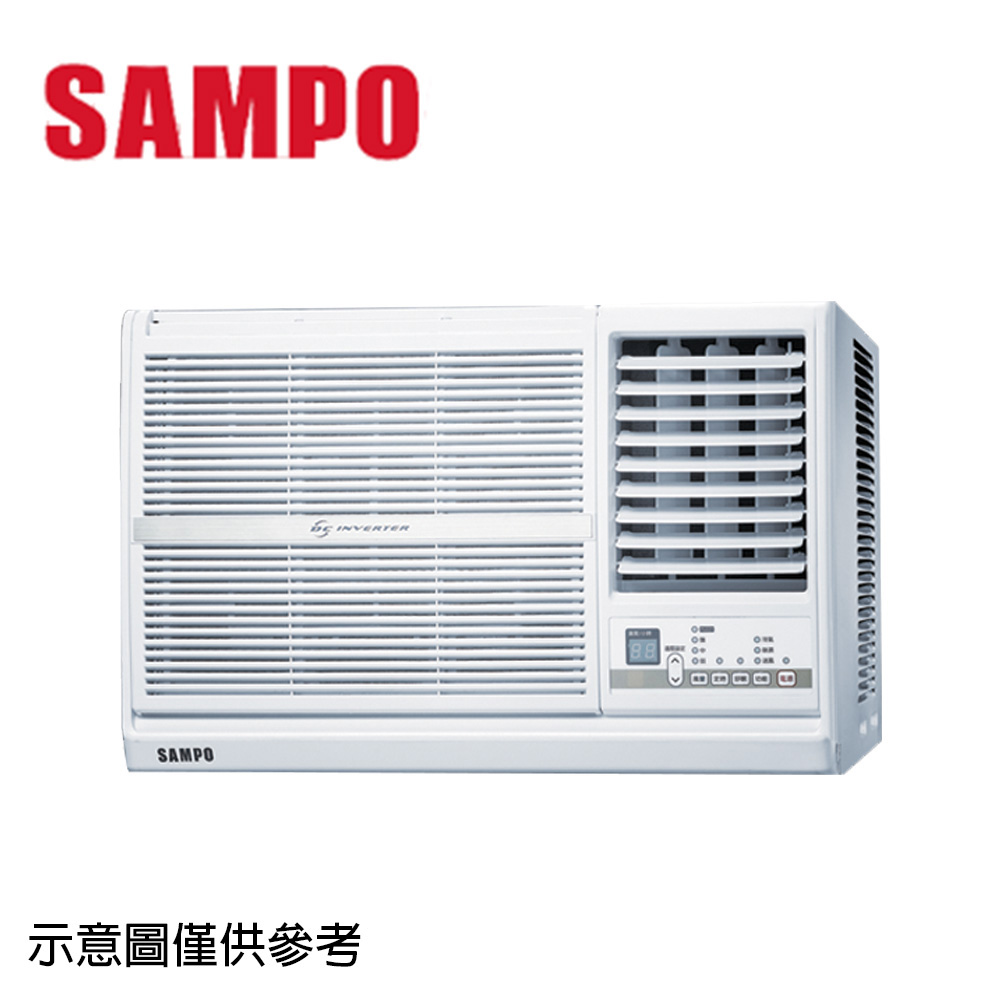 SAMPO聲寶 4-6坪變頻右吹窗型冷氣AW-PC28D1 @ Y!購物