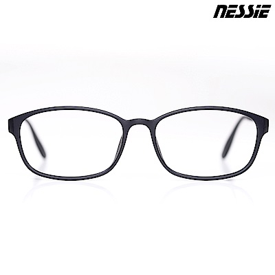 【Nessie尼斯眼鏡】抗藍光眼鏡-經典系列-PC1802(黑)