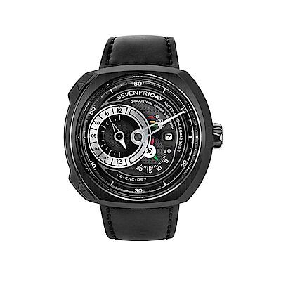 SEVENFRIDAY Q3-5 潮流新興瑞士機械腕錶