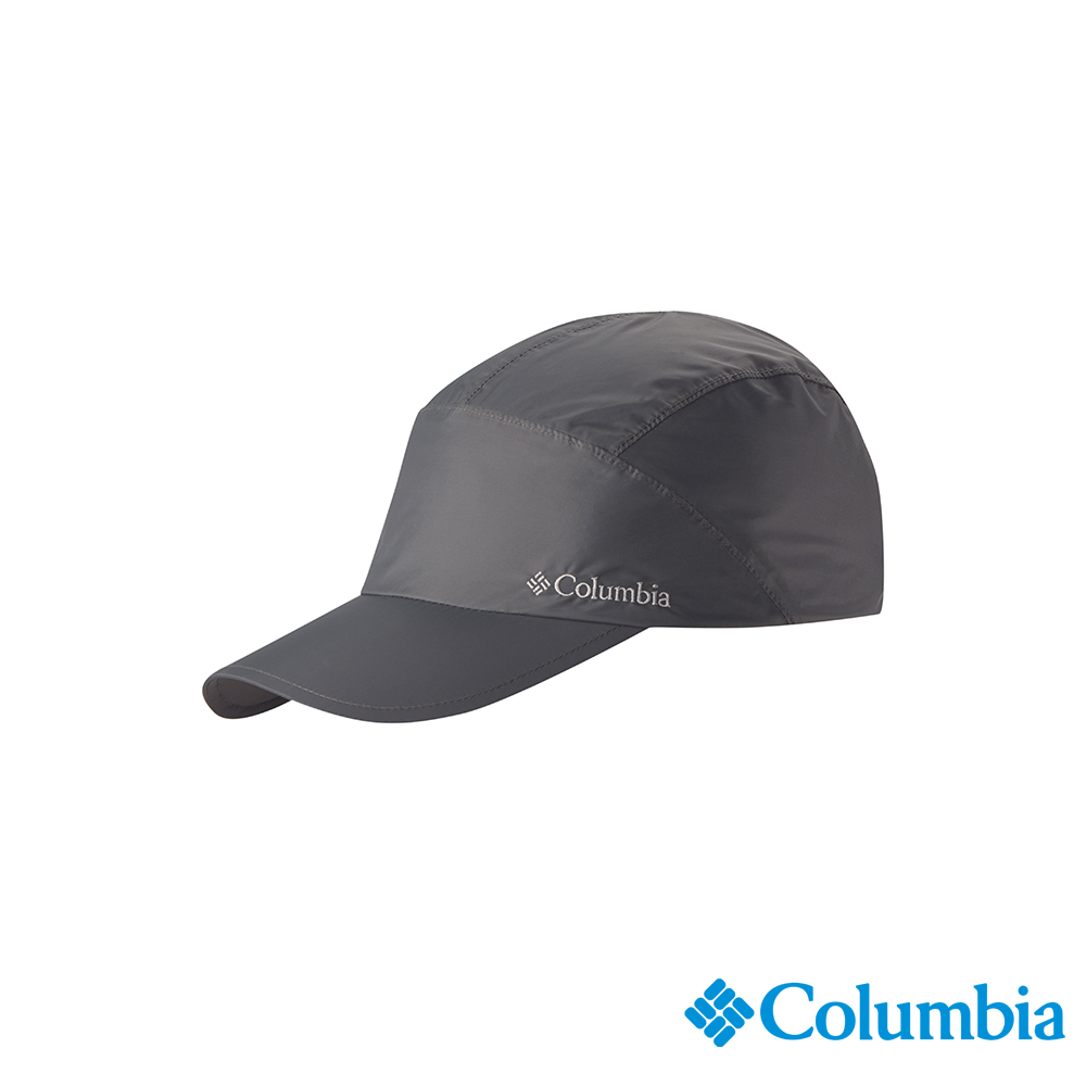 Columbia 哥倫比亞 中性-OT防水快排鴨舌帽-深灰 UCU91390DY