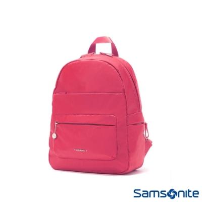 Samsonite新秀麗 Move3.0經典時尚女性後背包S(桃粉)