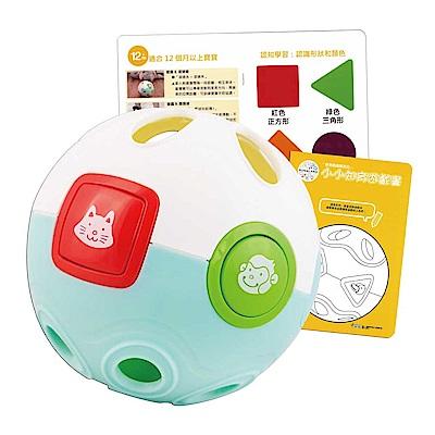 RUNALAND 寶寶音樂遊戲球(附贈親子共遊圖卡)