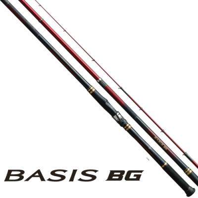 【SHIMANO】BASIS BG 6號 480 磯釣竿