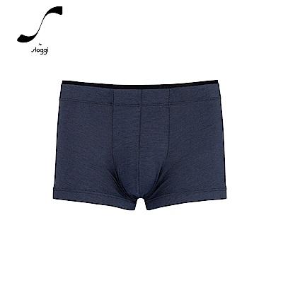 sloggi men S Sophistication系列合身平口褲 經典黑 90-415 K9